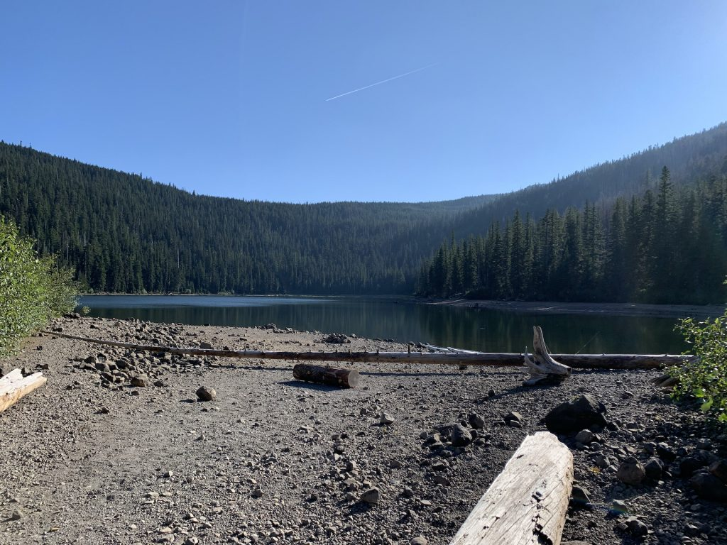 Badger Lake, Oregon