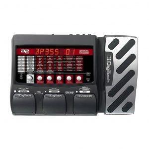 DigiTech BP355 bass effects pedal