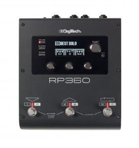 DigiTech RP360 guitar effects pedal