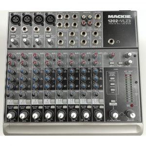 Mackie 1202 VLZ3 analog mixer